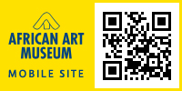 AFRICAN ART MUSEUM MOBILE SITE